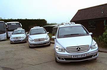Taxi Hire, Sudbury, Suffolk, Long Melford - Felix