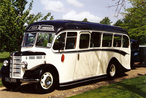 Vintage Coach Hire Sudbury Suffolk
