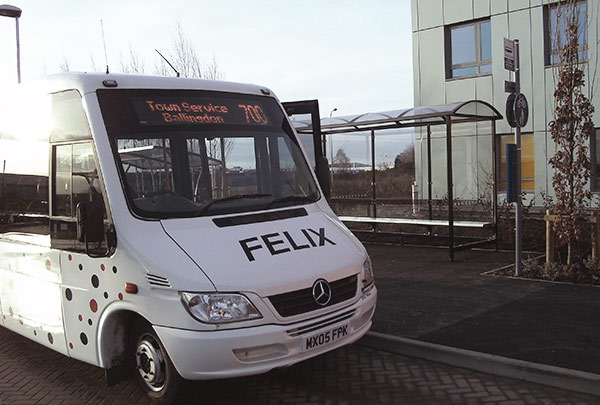 Felix Coaches Timetables, Sudbury, Suffolk
