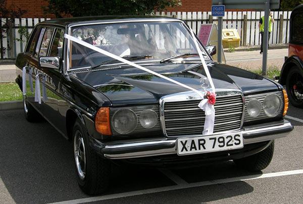 Weddings & Special Occasions Vehicle Hire Sudbury, Suffolk