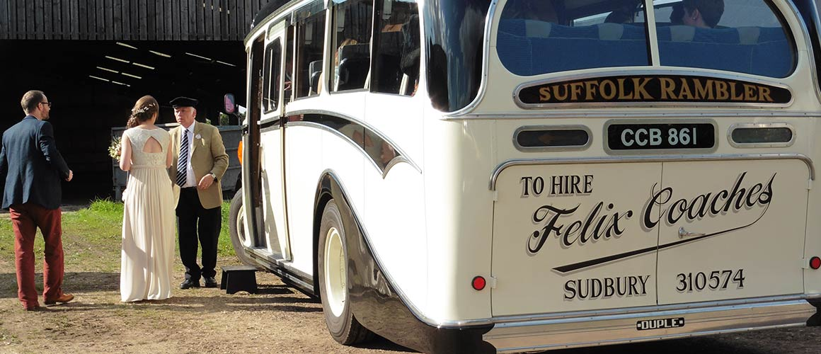 Wedding Vehicle Hire, Sudbury, Suffolk